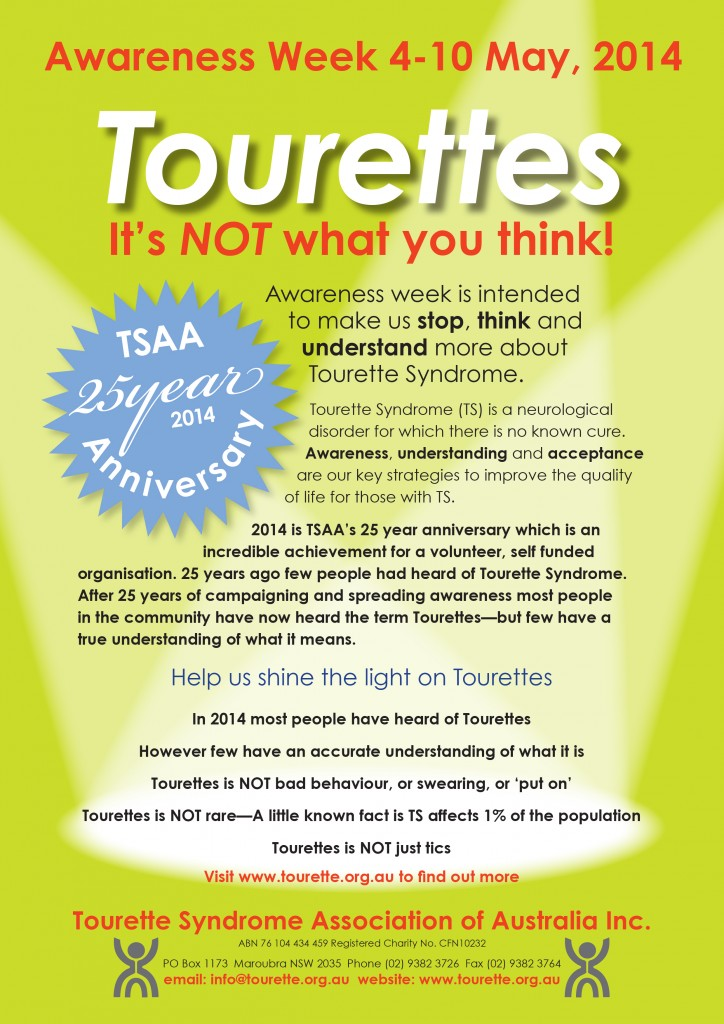 TSAA-Awareness-Week-2014-flyer-artwork